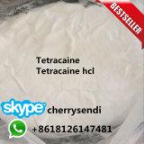 麻酔のTetracaineの塩酸塩の粉の苦痛救助の鎮痛剤の薬剤