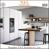 N & L Lacquer MDF PVC Melamina Modern Kitchen Furniture