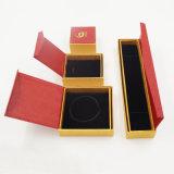 Boîte à bijoux en bijoux en papier Kraft durable (J28-E)