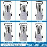 Indicatore luminoso di campeggio ricaricabile del LED con il carico del USB e la radio di FM