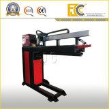 Machine van het Lassen van de Naad van het Geval van het staal de Rechte met SGS Certificatie