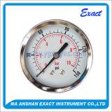 Indice de pression à pression sèche - Manomètre bon marché En837-Pressure Gauge
