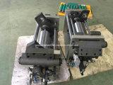 Máquina de impressão Offset curvada para o recipiente plástico da bacia do copo