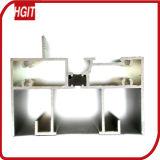 알루미늄 단면도를 위한 PU 따르는 기계