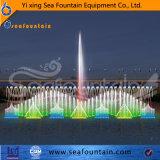 El lago de la música Fuente flotante
