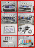 Wonyo sei funzioni automatizzate della macchina del ricamo miste testa per la protezione/pianamente il ricamo