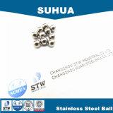 Sfera dell'acciaio inossidabile della fabbrica 316 della Cina per le parti del motociclo