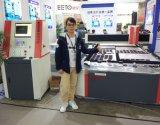 berühmte Faser-Laser-Ausschnitt-Maschine des Generator-750W für metallschneidendes