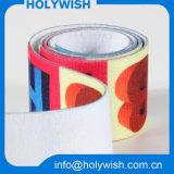 Cheap Custom 100% Polyester Printing Webbing Ceinture en satin