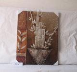 Dekoratives Hauptsegeltuch-hängende Abbildung des reichen Baum-Musters
