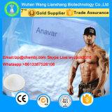 Sicherer fetter Verlust-orale aufbauende Steroide Anavar CAS 53-39-4 99%