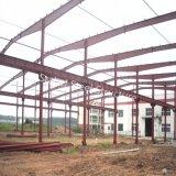 Het prefab Frame van het Structurele Staal voor Industriële Oplossing