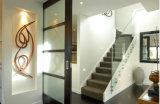 쉬운 Frameless 측에 의하여 거치된 계단 방책을 적합한 패치를 설치하십시오