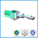 il potenziometro rotativo di 9mm con Tirare-Spinge l'interruttore per audio controllo