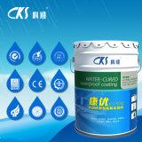 Capa impermeable curada agua del poliuretano de Aquacoat