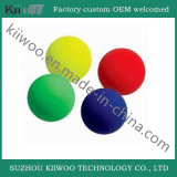 Fabrication en Chine de billes de rebut creuses en caoutchouc de silicone