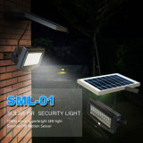 10W 태양 빛 PIR 안전 벽 빛 옥외 LED 가벼운 에너지 절약 태양 램프
