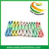 Ruban métrique doux de pouce de PVC de tailleur de tissu