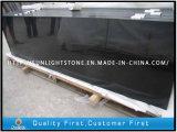 Basalto nero del granito G684 per la pavimentazione delle mattonelle
