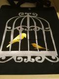 Высокое качество Giltter Cuttable PU Flex виниловая пленка для футболка