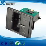 十分に- ATM Magnetic/ICカード読取り装置か著者を挿入しなさい