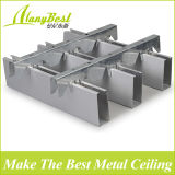 نمو ألومنيوم مطعم زائف سقف تصميم