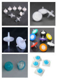 Filtre de seringue d'entraînement du nylon 13mm pour le laboratoire
