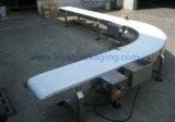 Ленточный транспортер PP низкой цены белый для материального перехода