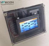Pantalla táctil Wecon para sistema de control con función de alarma
