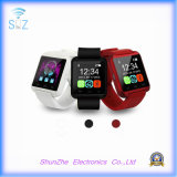 U8 Fashion Alarm Clock Andriod Smart Watch avec multifonction Bluetooth