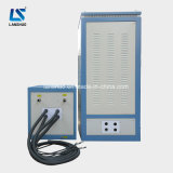 380V de la máquina de calentamiento por inducción de alta frecuencia para las tuercas forjar
