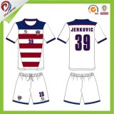 Soem halten Fußball-Training Jersey, unbelegte Fußball-Uniform instand