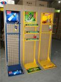 Saft-Bildschirmanzeige-Regal, Flaschen-Ausstellungsstand