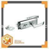 Bloqueo de puerta de cristal de la puerta de la aleación del cinc de Gl-05ls con las manetas palanca