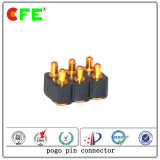 SMD Double Row 8pin Pogo Pin Connector pour PCB Board