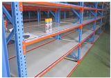 Ce и сертифицирована ISO высококачественной стали средней стойки и средней мощности стеллаж