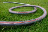 Превосходный холодный упорный гибкий шланг воды сада PVC