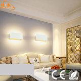 LED interior escalera de pared de luz hasta abajo de la pared de iluminación moderno