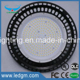 130lm/W 4000K 120W/150W/200W AC85-265V/277V/400V OVNI Hanglamp High Bay LED Light