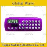 Rectángulo de lápiz de la calculadora Gw-8425 para el papel del regalo del hogar de la escuela