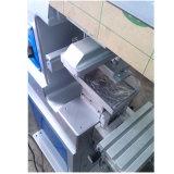 Uma máquina de impressão de almofada de copo com uma cor para lata