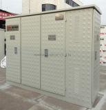 백색 색깔 지적인 Prefabricated 변전소