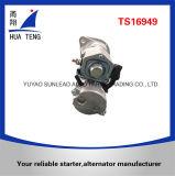 dispositivo d'avviamento di 12V 1.4kw per il motore Lester 18144 228000-1020 di Denso