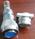 Connecteur d'épreuve de l'eau d'accouplement à baïonnette de la série Fqc24