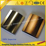 الألومنيوم الصانع مخصص بأكسيد الألومنيوم النتوء الشخصي أنودة
