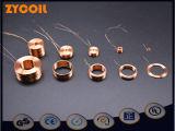 Bobine miniature de précision avec le fil d'adhérence d'individu