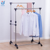 Vêtements Double-Pole Hanger