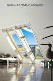 屋根のWindowsのアルミニウム覆われた木製の天窓Ventillator