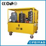 Do ponto múltiplo do elevador do PLC da alta qualidade sistema de levantamento Synchronous hidráulico