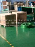 Filtro di lana/filtro dal filato/filtro dalle lane/filtro da interlinea/riga tubo supportante dello schermo di memorie del filtro/ferita del collegare